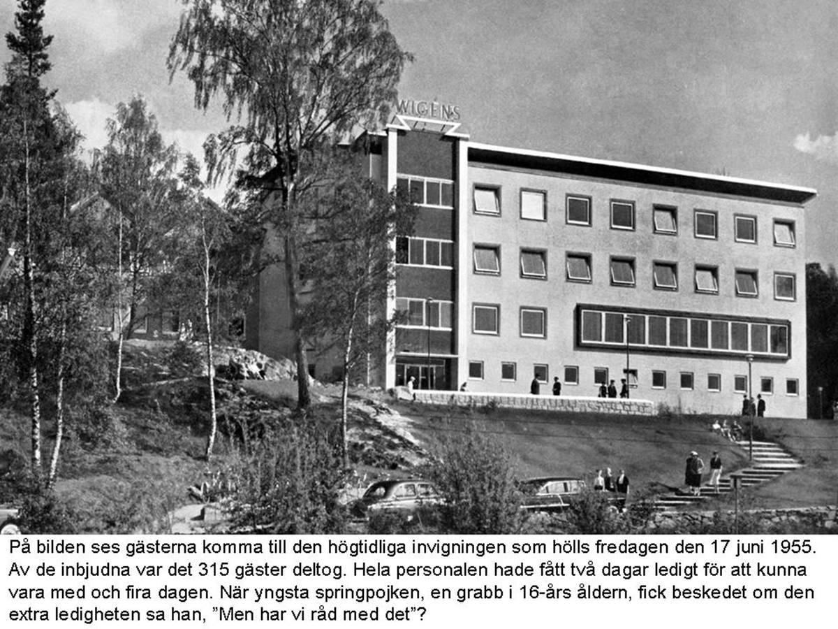 Wigénshuset